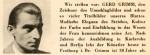 """Vorstellung Grimms in der Zeitschrift """"Die Frau"""""""