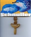 Spaßprodukt Goethe-Schnuller von 1999