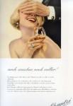 endlich ein weiblicher Cognac: Chantré (1959)