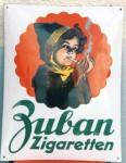 Zuban-Zigaretten (Sammlung Hemmeler)