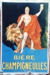 Bière Champigneulle (Sammlung Hemmeler)