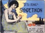 Syndetikon_Klebstoff-Engel von Ferdinand Schulz-Wettel (Quelle DHM Berlin)