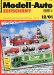 Sammlerorgan Modellautozeitschrift