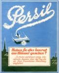 Werbefaltblatt zur Himmelsschreiber-Aktion von 1927