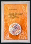 Einladungskarte zur Ausstellung 2001