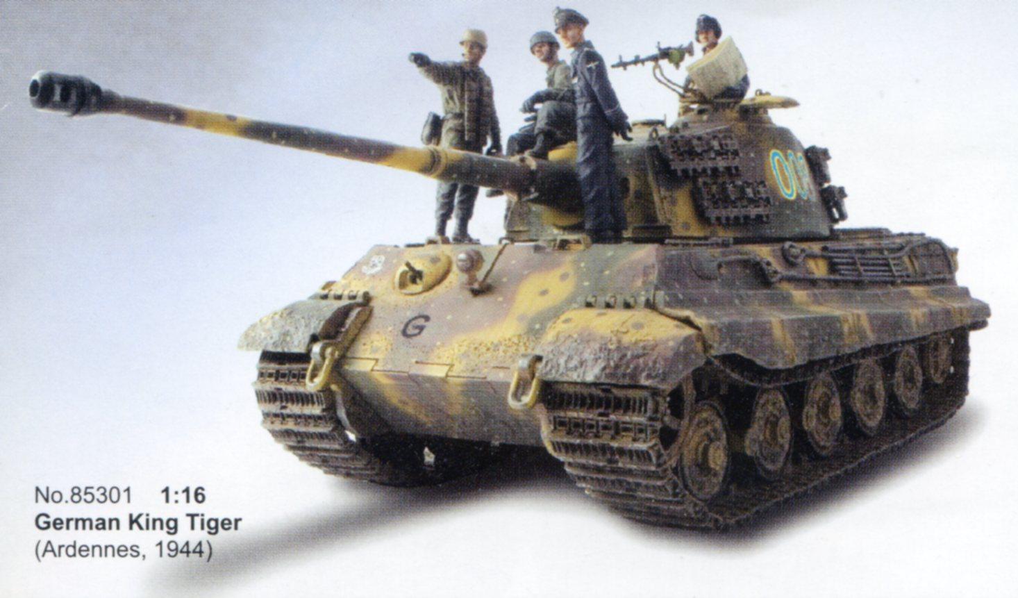 """Tiger ii (""""königstiger"""", 1944)"""