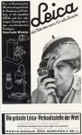 Werbeanzeige Januar 1932