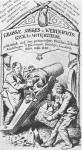 Branntweinlieferung per Maschinengewehr 1870