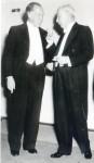 Peco (der abgemahnte) Bauwens und Theodor Heuss