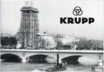 Krupp nutzt auf der WA 1937 den Speerschen Pavillon zur Eigenwerbung