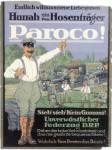 Plakat für Paroco-Hosenträger von 1916
