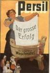 Reklamemarke für Persil 1913