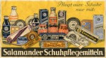 Salamander-Produktpalette (20er Jahre)