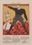 Titelbild vom Simplicissimus 14.12.1925