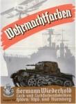 Werbeblatt der Firma Wiederhold von 1938