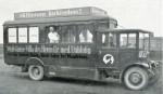 Die Weltreiseville mit dem realen Dr. Unblutig (1926)