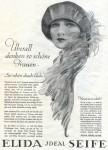 Ein Motiv aus der Elida-Kampagne (1926)