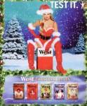 Anzeige im Spiegel kurz vor Weihnachten 1999