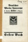 """Bescheidenerer Auftritt der 2. Auflage - Abschied von den allzu großspurigen """"vereinigten Füssener Lehranstalten"""" (s.o.)"""