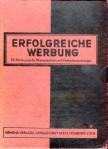 Werbe-Lehrwerk nach NS-Prinzipien (1935)