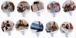 Ein Sammlerclub setzt sich selbst ein Denkmal - auf Kaffeerahmdeckelis