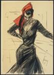 Gerd Grimm: Modegrafik (1947)