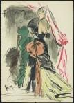 Gerd Grimm: Modegrafik (1950)