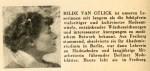 """Vorstellung Hilde van Gülicks in """"Die Frau"""""""