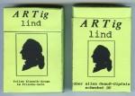 "Schindelbeck Gedichtmarke ""klassik"""