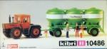 H0-Bausatz der Firma Kinder & Briel, Böblingen
