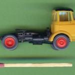 Vorbild in Deutschland unbekannt: Berliet-Modell von Roskopf