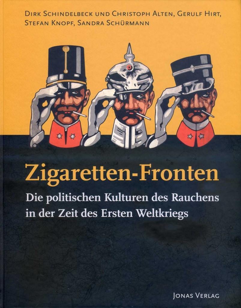 Hg. von Rainer Gries und Stefan Rahner (BMBF-Forschungsprojekt PolitCigs an der Universität Jena)