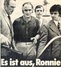 Es ist aus, Ronnie
